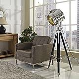 NAUTICALMART Designer Royal Modern Tripod Floor LAMP for Living Room
