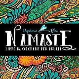 Namaste: Libro Da Colorare Per Adulti...