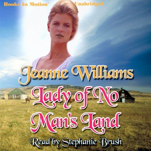 Lady of No Man's Land audiobook cover art