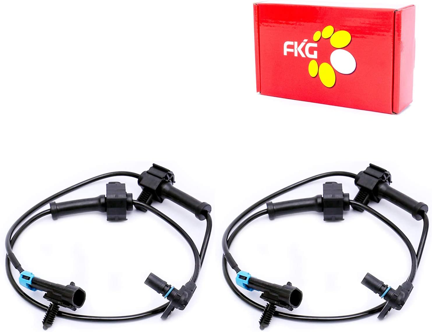 FKG ABS Wheel Speed Sensor Rear Right Low price for Left and Indefinitely 07-12 ALS1464
