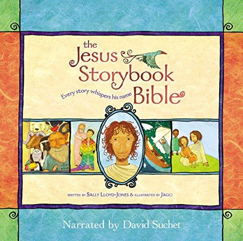 Jesus Storybook Bible Audio (MP3 Audio)