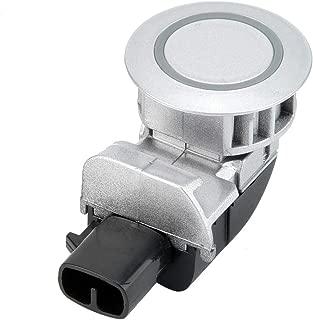 Hlyjoon Parking Sensor 89341-50020-B0 Reverse Ultrasonic PDC Parking Radar Assist Reverse Backup Bumper Object Sensor Reverse Object Sensor Vehicles Assist for Lexus LS430 2002 2003 2004 2005 2006