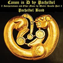 Canon in D for Harpsichord