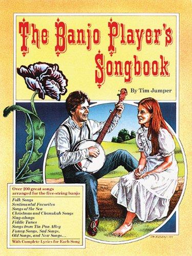 Banjo Player\'s Songbook (Spiral Bound): Songbook für Banjo