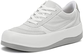 Tower London Hoxton Womens Grey/White Trainers