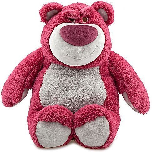 Disney / Pixar Toy Story 3 Exclusive 15 Inch Deluxe Plush Figure Lots O Lotso Huggin Bear by Disney Store [Toy] (English Manual)