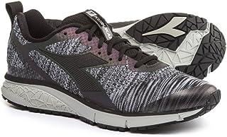 (ディアドラ) Diadora メンズ ランニング?ウォーキング シューズ?靴 Kuruka 2 Black Shape Running Shoes [並行輸入品]