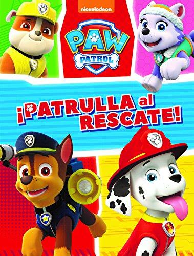 Misión Canina: ¡Patrulla al rescate! (Paw Patrol | Patrulla Canina. Actividades)