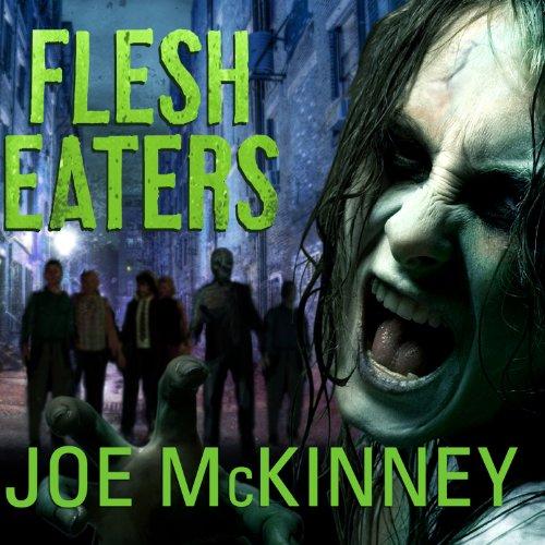 Flesh Eaters audiobook cover art