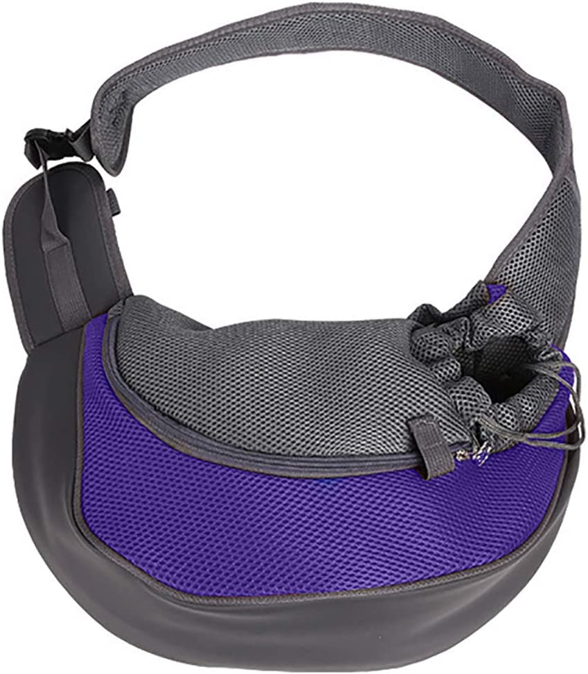 ChezAbbey Pet Dog Sling Carrier Puppy Free shipping on posting reviews Hand Outdoor Bombing new work Trav