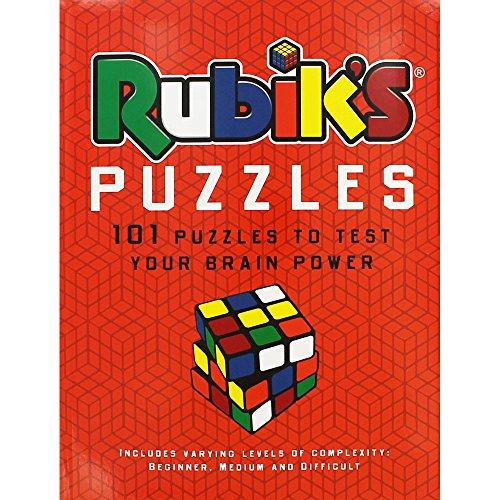 Rubiks puzzels - 101 puzzels om je hersenkracht te testen