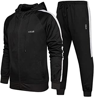 Hoodie Trainingshose Anzug Jogging Trainingsanzug Herren Sweatshirt Kapuzenhose