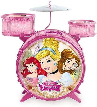 Bateria Infantil Princesas - Toyng