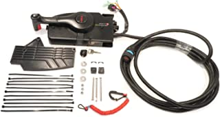 The ROP Shop | Remote Control with 15ft. Harness, 14 Pin Connector for Mercury 881170A13 Engine