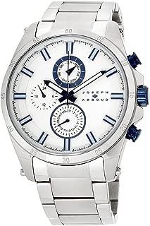 Joseph Abboud Quartz Movement Silver Dial Men's Watch JA3199S648-004