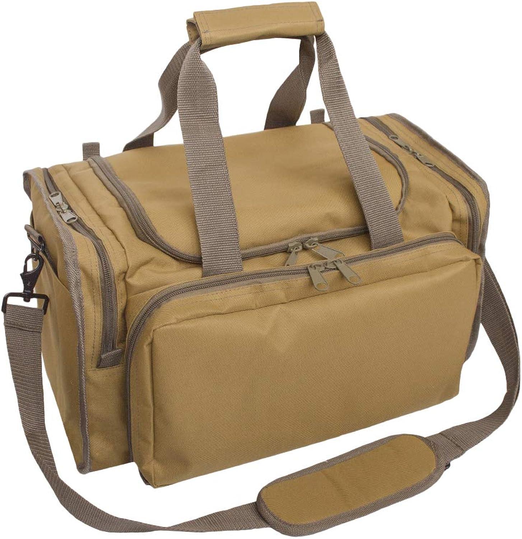 Kesoto Shooting Range Duffle Bags Military Molle Cargo Gear Shoulder Bag