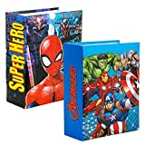 CPC Lot de 2 Mini Albums Photo Marvel 100 Pochettes 10x15