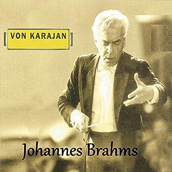 Von Karajan - Johannes Brahms