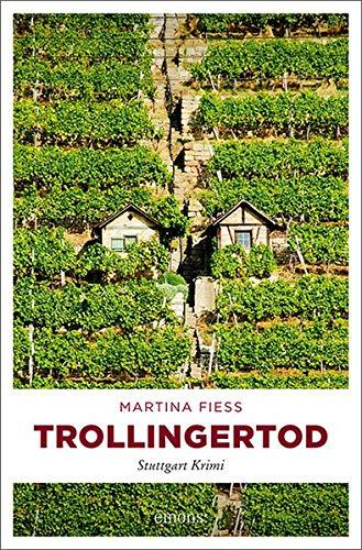 Trollingertod: Stuttgart Krimi (Bea Pelzer)