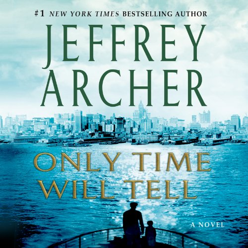 Page de couverture de Only Time Will Tell