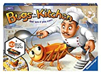 Bugs in the Kitchen - Children's Board Game [並行輸入品]