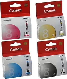 Canon CLI-8 Standard Yield Ink Cartridge Set
