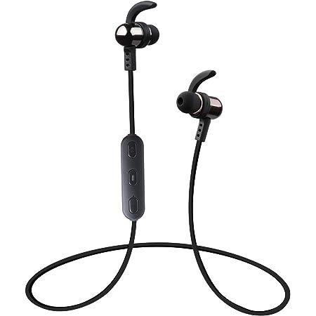 Wayona Earphones for Smart Phones (Bluetooth, Black)