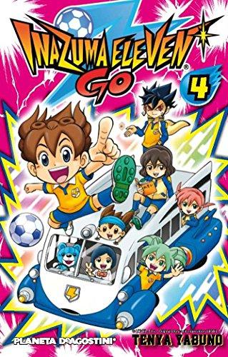 Inazuma Eleven Go nº 04/07 (Manga Kodomo) (Spanish Edition)