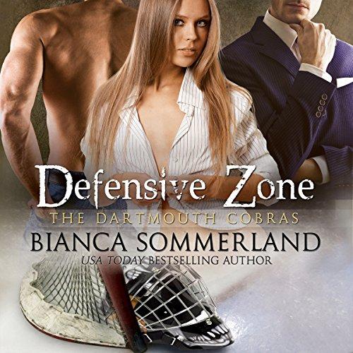 Defensive Zone audiobook cover art