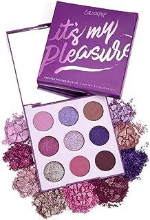 Colourpop Its My Pleasure Purple Eyeshadow Palette
