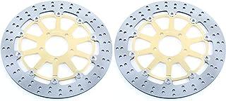 TARAZON 2 Rotores Discos de Freno Delantero para Hayabusa GSX1300R 1999-2007/ TL1000R TL1000S