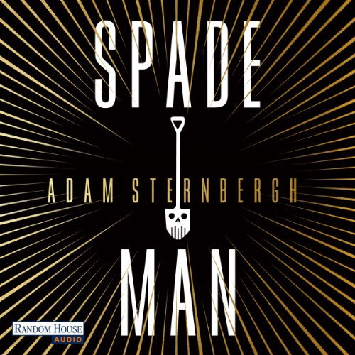 Spademan audiobook cover art
