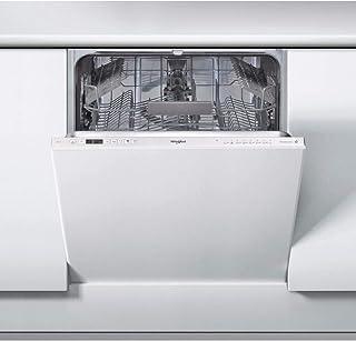 Whirlpool WRIC 3C26 Totalmente integrado 14cubiertos A++ lavavajilla - Lavavajillas (Totalmente integrado, Acero inoxidable, Botones, Sensor, 1,3 m, 1,55 m, 1,5 m)