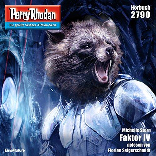 Faktor IV (Perry Rhodan 2790) Titelbild
