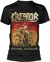 RAZAMATAZ Kreator 'Phantom Antichrist' T-Shirt