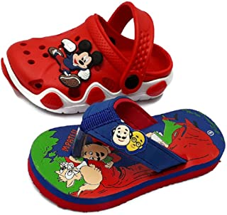 NEW AMERICAN Unisex-Baby's Clog with Slipper
