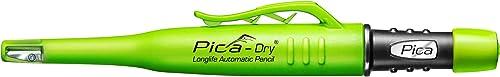PICA 3030.0 Marqueur à Pointe télescopique Dry Graphite, Vert