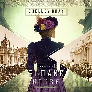 Secrets of Sloane House audiobook cover art