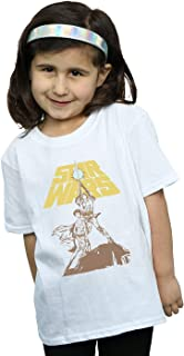 Star Wars Girls Vintage Rebels T-Shirt