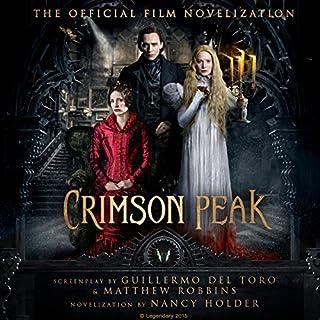 Crimson Peak cover art