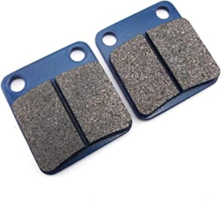 Front Semi-Metallic Brake Pad Set SIM-699
