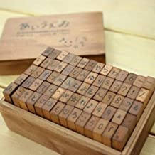 Best japanese wooden stamps Reviews