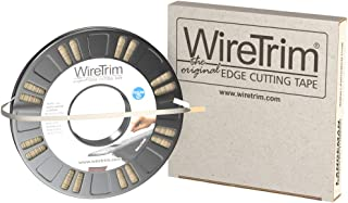 WireTrim, ProLine (Standard), Edge Cutting Tape, 1/4-Inch X 100 Feet, 1 Roll, 883662001055
