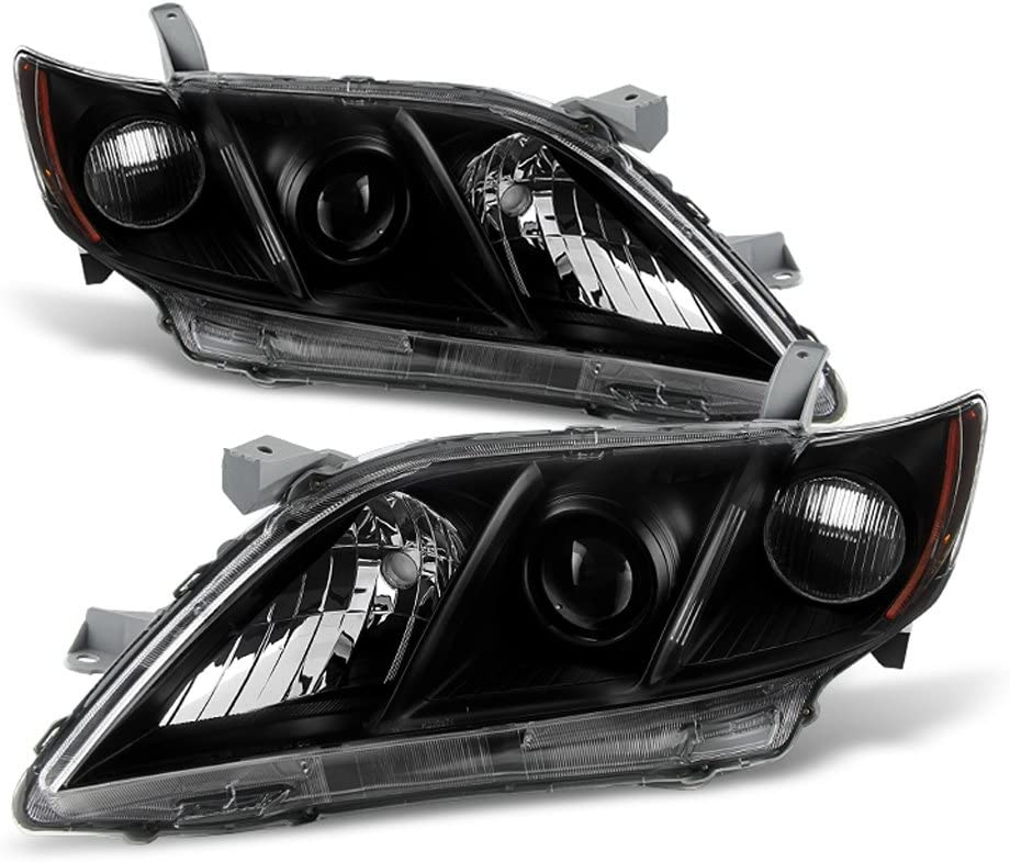 ACANII - For 最安値に挑戦 ついに再販開始 2007 2008 2009 Projector Black Camry Toyota Housing