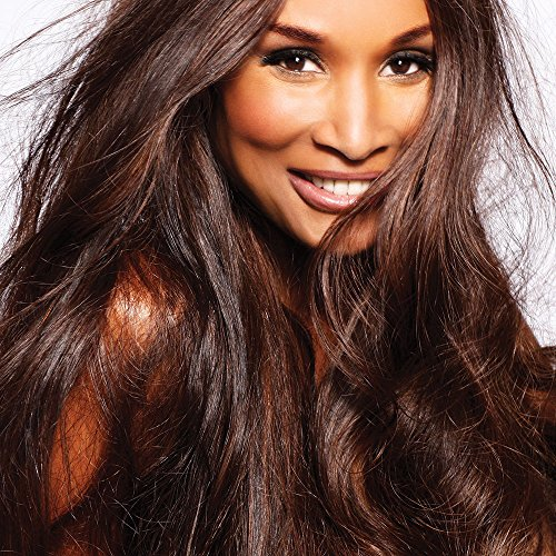 Beverly Johnson Legendary Wavy Brown Hair Extension 32 inches