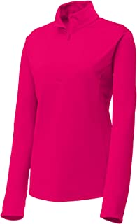 Clothe Co. Women's Athletic Performance 1/4-Zip Pullover