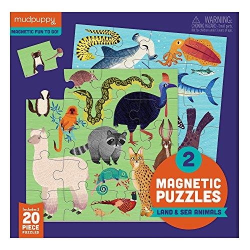 Puzzle Para 2 Años  marca MudPuppy