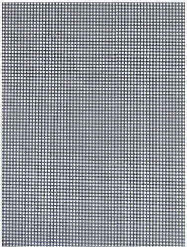 Midnight Blue Painted Perforated Paper Mill Hill 14 Count 9x12 Inches PP21
