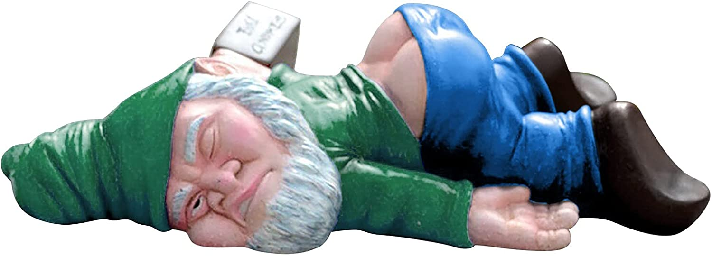 2021 New Funny unisex Drunk Dwarf Discount mail order Garden Decoratio Creative