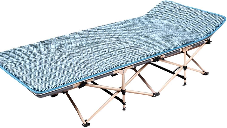 Klappbett Einzelbett Home Lunch Bett Siesta Lounge Office, Erweiterung und Erhhung Einseitige Silk Mat Kostenlose InsGrößetion